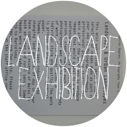 Landscape Exhibit